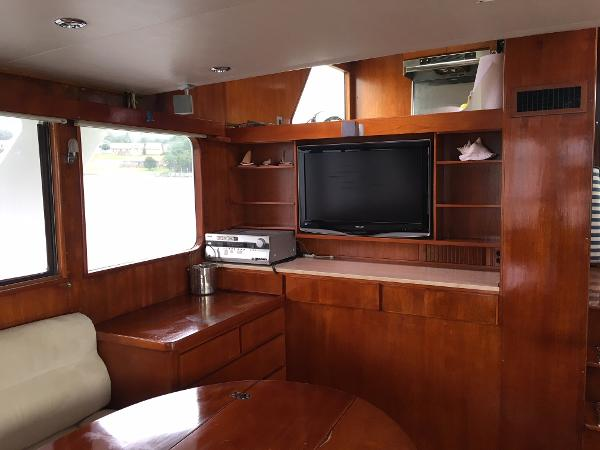 Sparkman & Stephens Custom Trawler Brokerage Buy
