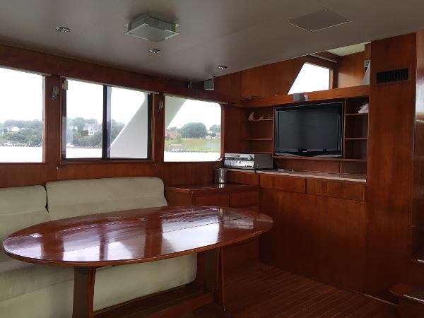 Sparkman & Stephens Custom Trawler Brokerage Sell