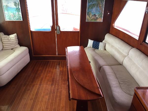 Sparkman & Stephens Custom Trawler Buy Connecticut