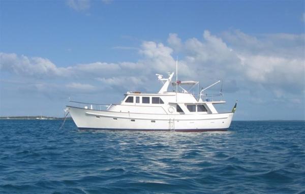 Sparkman & Stephens Custom Trawler