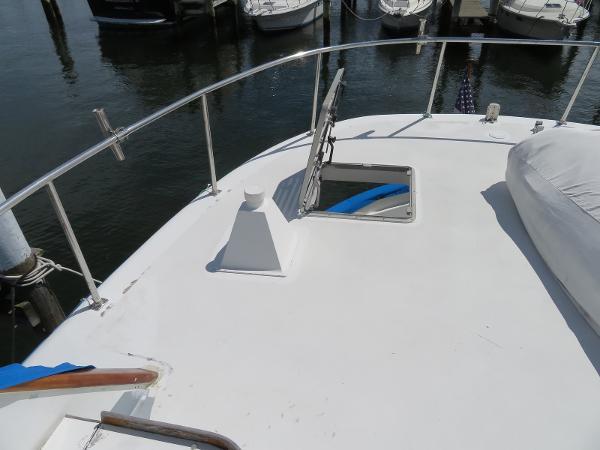 Sparkman & Stephens Custom Trawler Purchase Sell