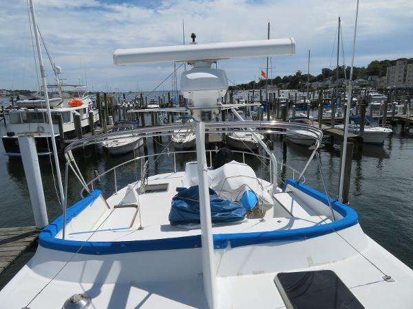 Sparkman & Stephens Custom Trawler Purchase Rhode Island