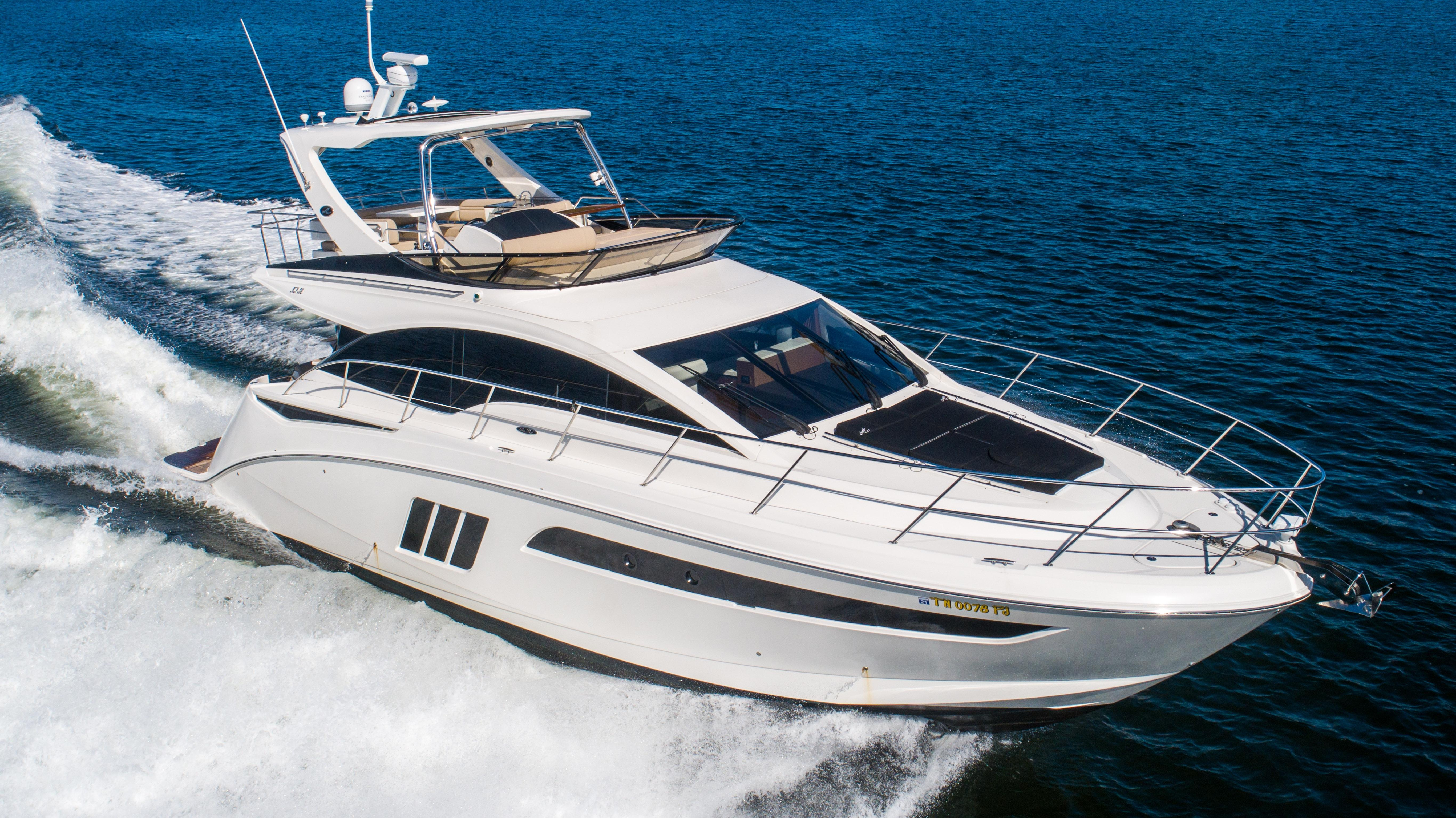 51 Sea Ray Butternut 2016 Fort Lauderdale Denison Yacht Sales