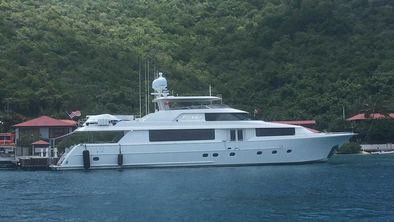 Boxer Westport 112 Yachts for Sale