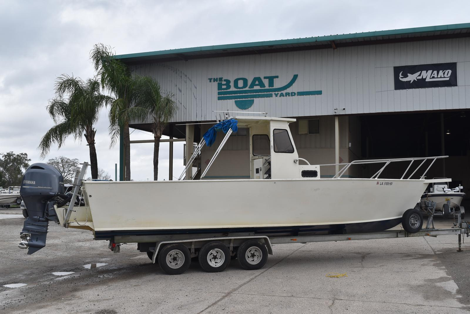 1988 Alumafab boat for sale, model of the boat is 30ft Dive/Workboat & Image # 1 of 17
