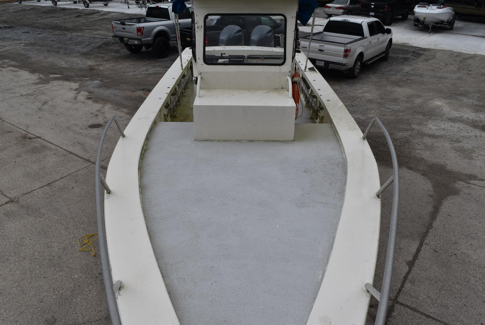 1988 Alumafab boat for sale, model of the boat is 30ft Dive/Workboat & Image # 12 of 17