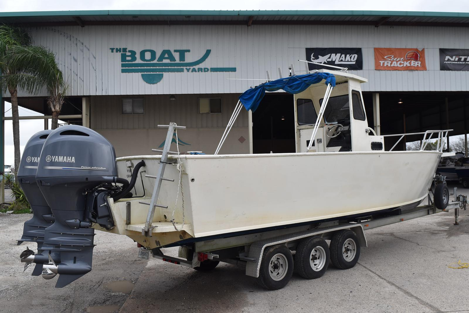 1988 Alumafab boat for sale, model of the boat is 30ft Dive/Workboat & Image # 16 of 17