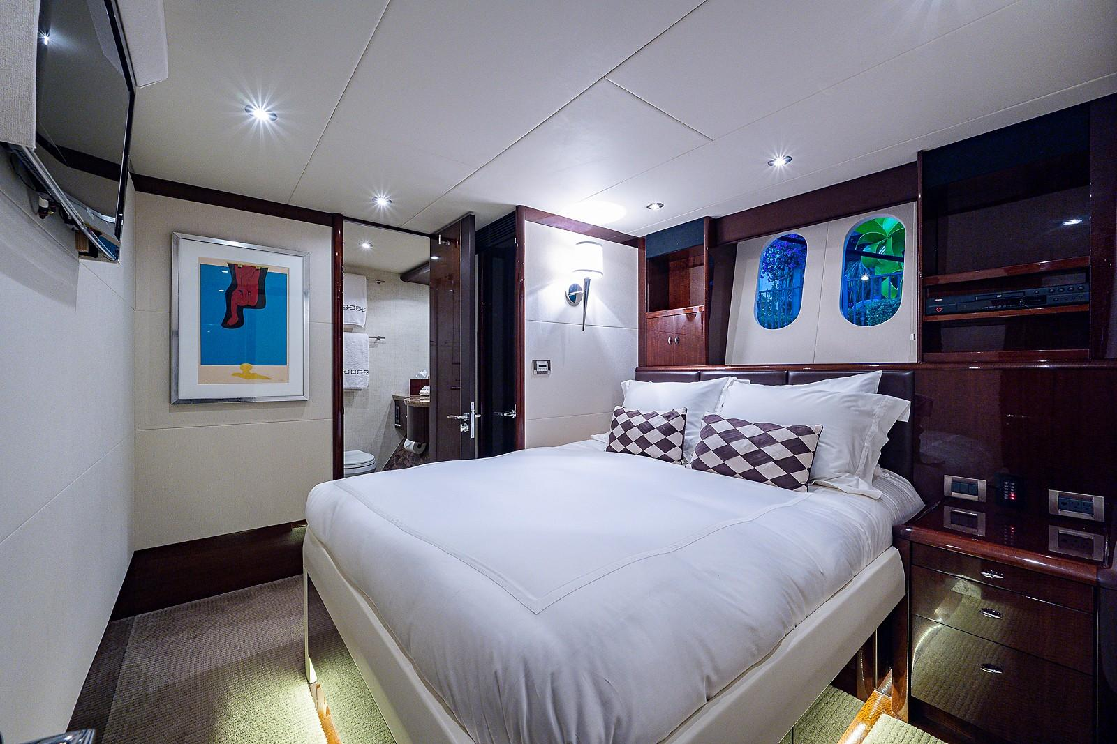 Starboard Guest Room