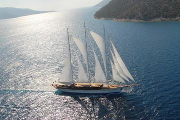 Built By Aegean Yacht Bodrum