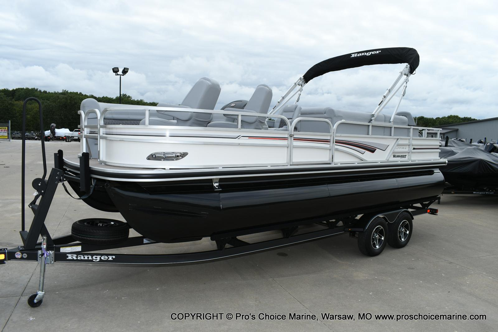 2020 Ranger Boats boat for sale, model of the boat is 223FC & Image # 13 of 50