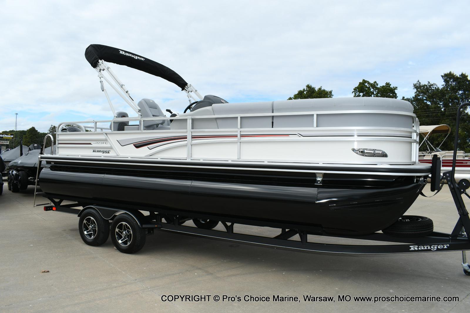 2020 Ranger Boats boat for sale, model of the boat is 223FC & Image # 24 of 50