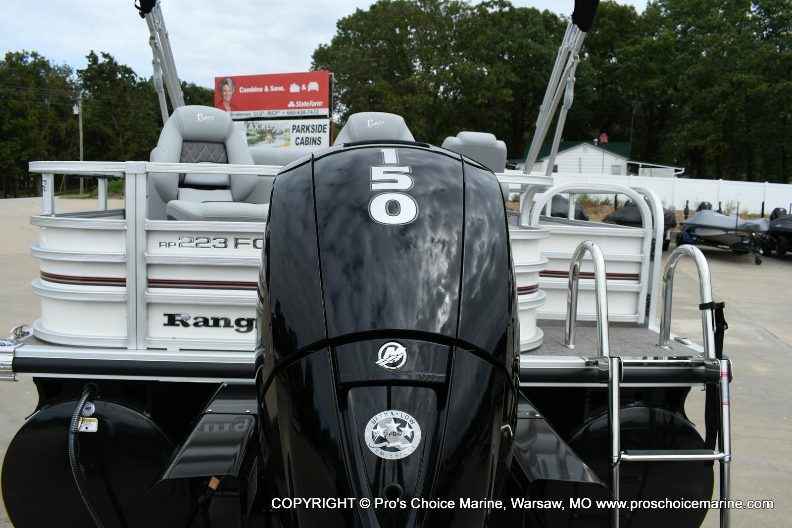 2020 Ranger Boats boat for sale, model of the boat is 223FC & Image # 25 of 50