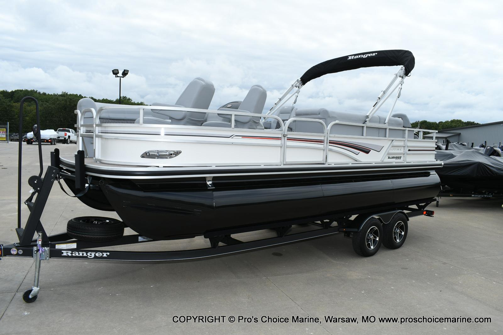 2020 Ranger Boats boat for sale, model of the boat is 223FC & Image # 26 of 50