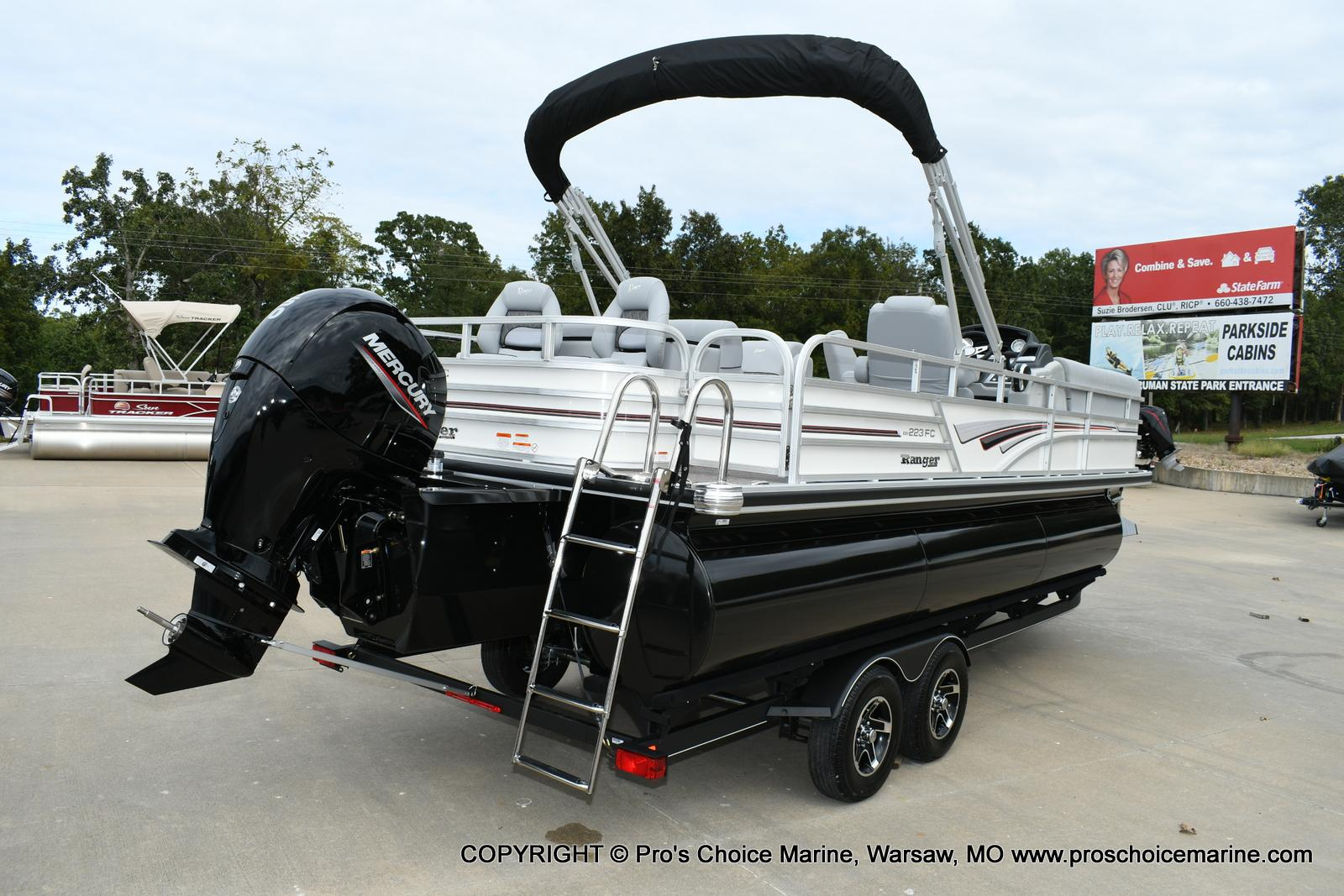2020 Ranger Boats boat for sale, model of the boat is 223FC & Image # 32 of 50