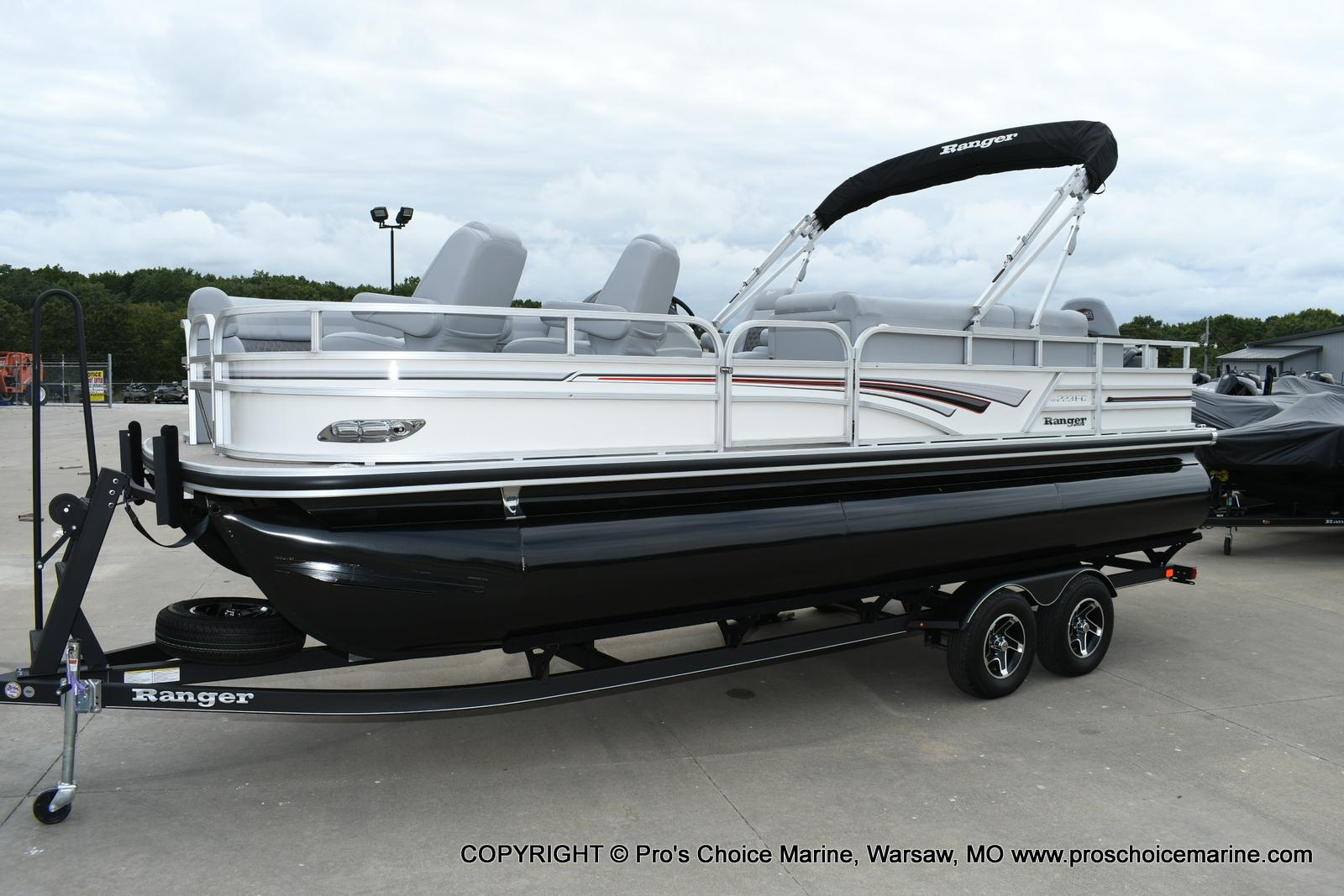 2020 Ranger Boats boat for sale, model of the boat is 223FC & Image # 33 of 50