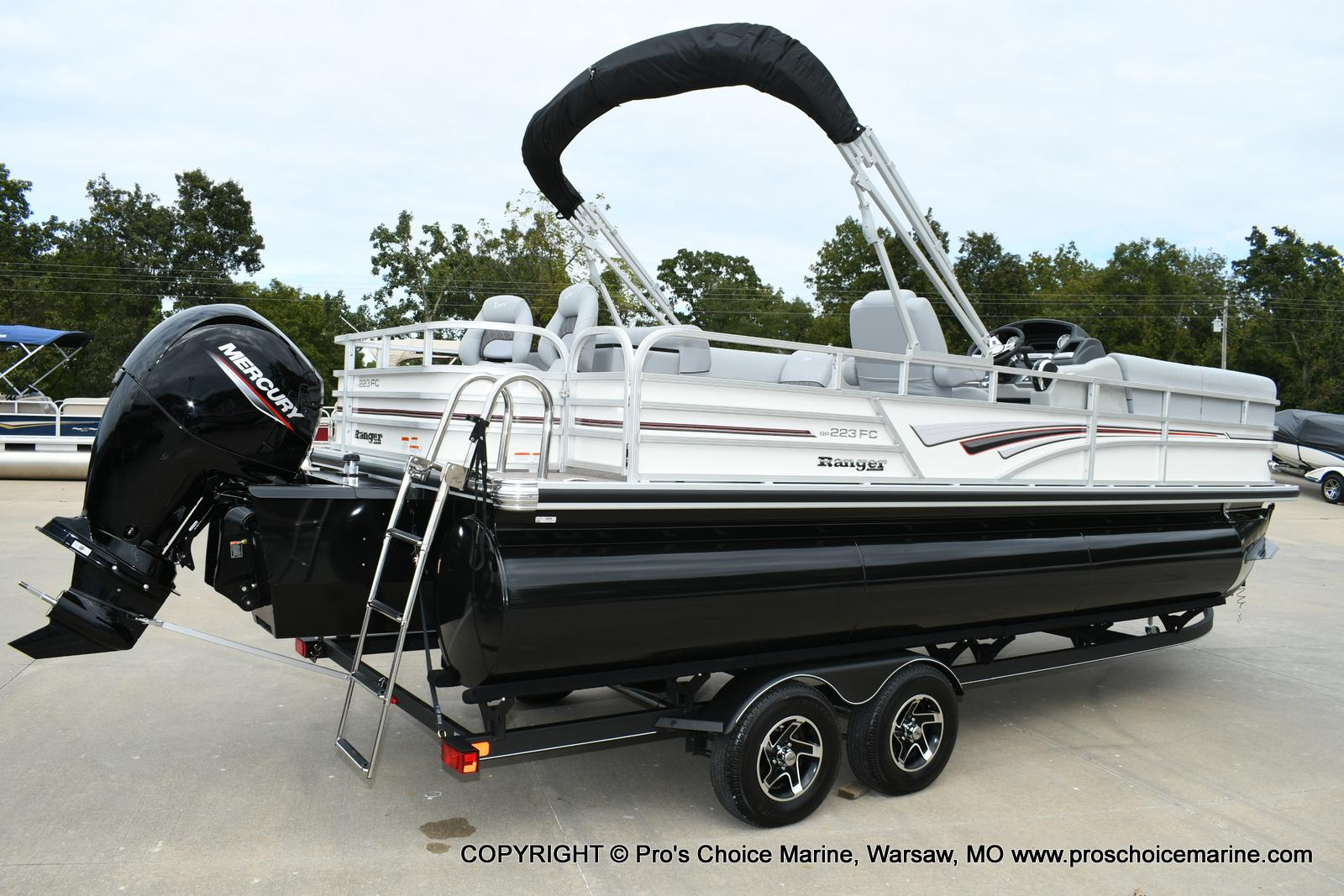 2020 Ranger Boats boat for sale, model of the boat is 223FC & Image # 4 of 50
