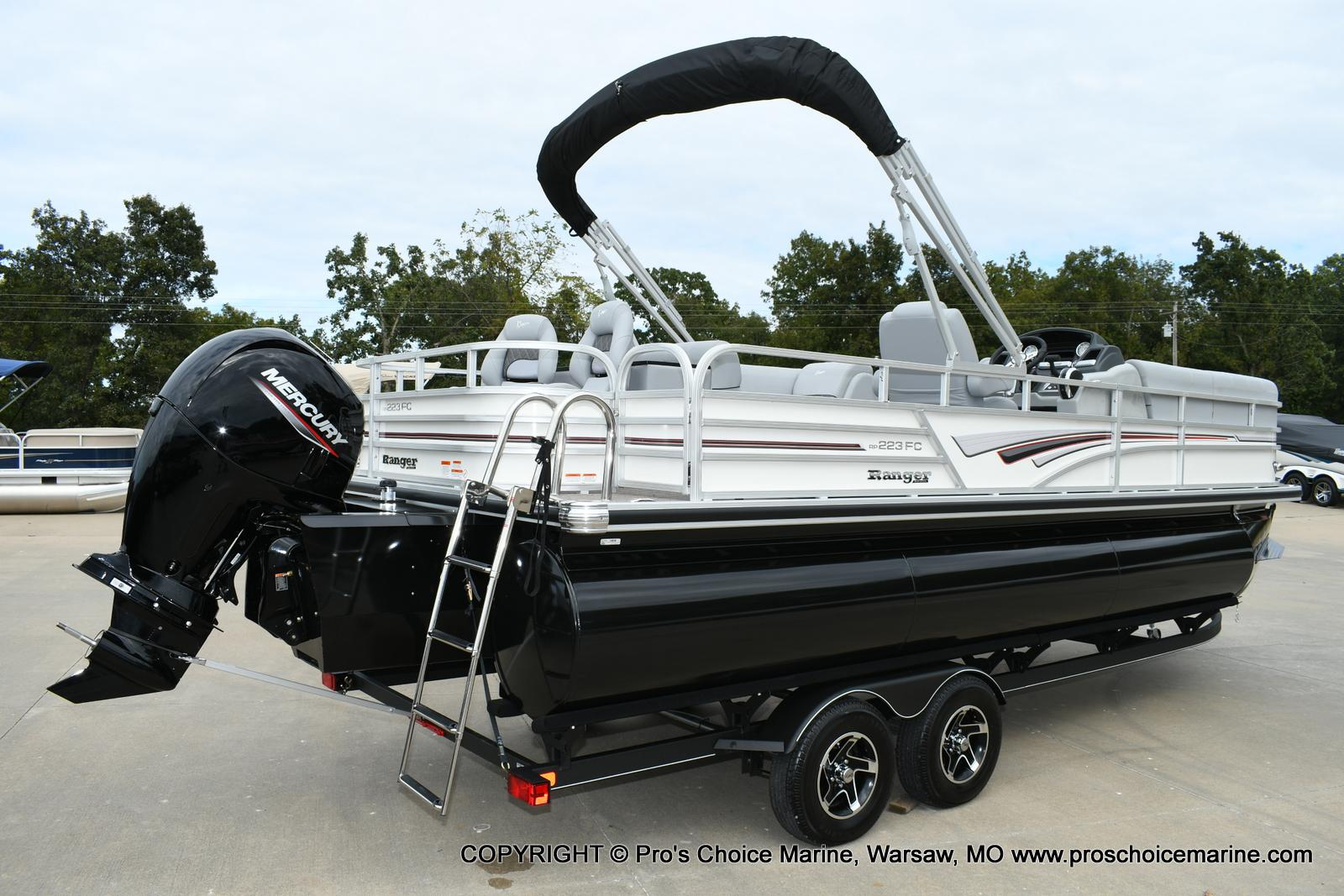 2020 Ranger Boats boat for sale, model of the boat is 223FC & Image # 44 of 50