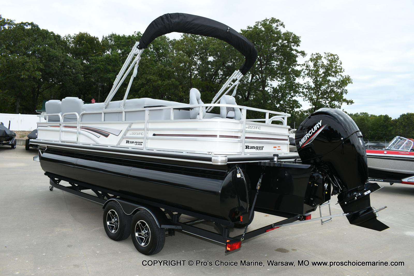 2020 Ranger Boats boat for sale, model of the boat is 223FC & Image # 5 of 50