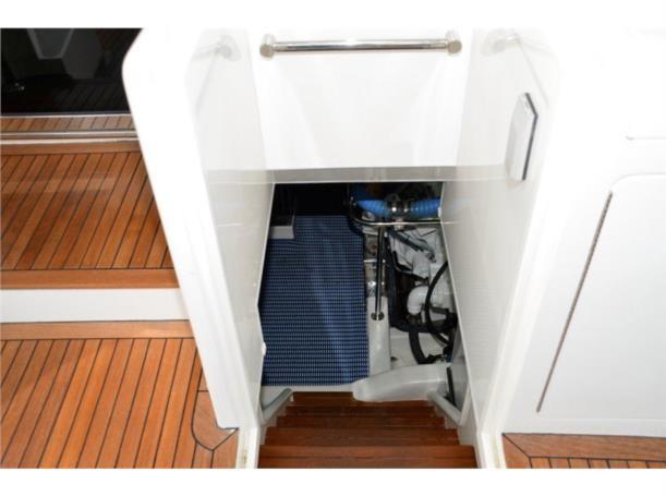 Aft Deck Engine Room Access