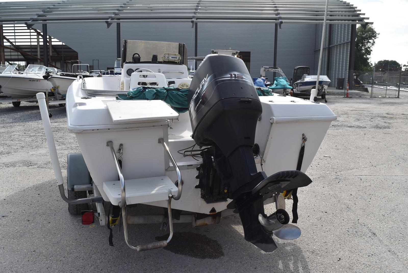 1993 Pro-Line boat for sale, model of the boat is 172 Escape & Image # 12 of 12