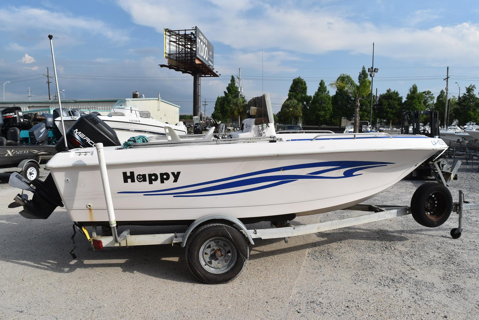 1993 Pro-Line boat for sale, model of the boat is 172 Escape & Image # 2 of 12