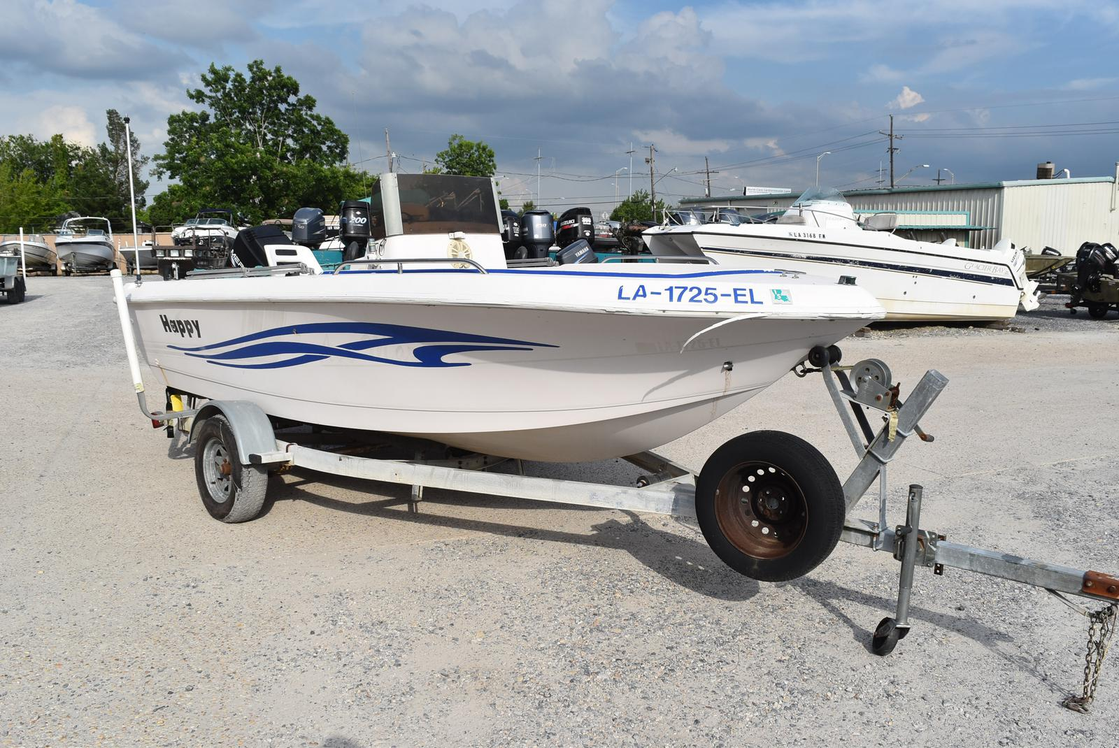 1993 Pro-Line boat for sale, model of the boat is 172 Escape & Image # 3 of 12