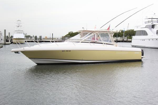 2001 37 u0026 39  intrepid 377 wa - yacht for sale