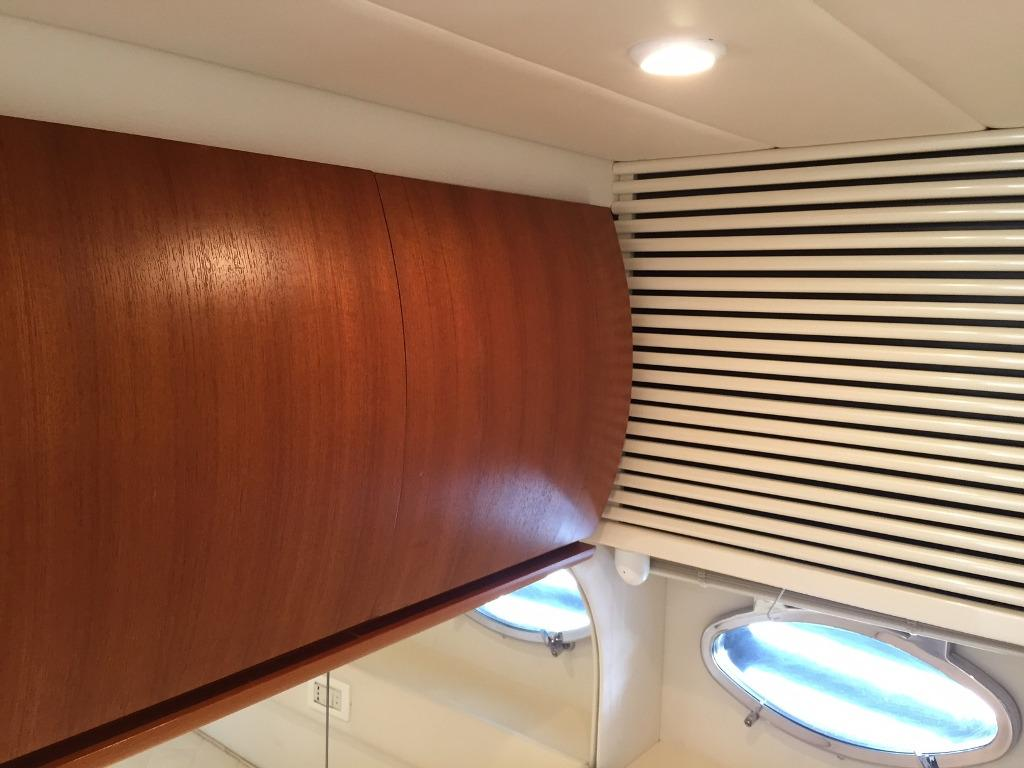 VIP cabin detail