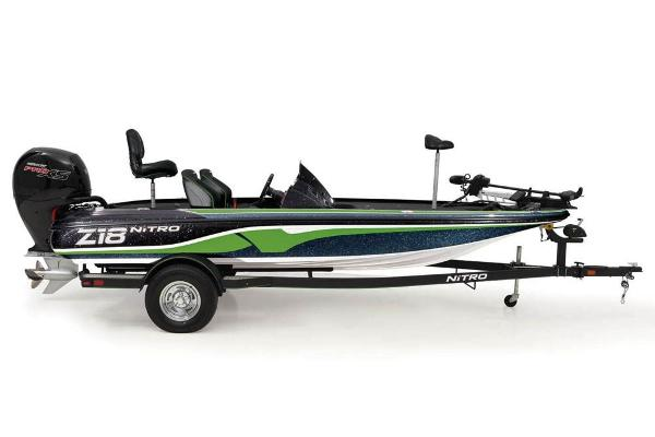 2020 Nitro boat for sale, model of the boat is Z18 Pro & Image # 2 of 11