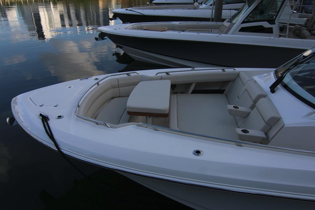 Boston Whaler350 Realm
