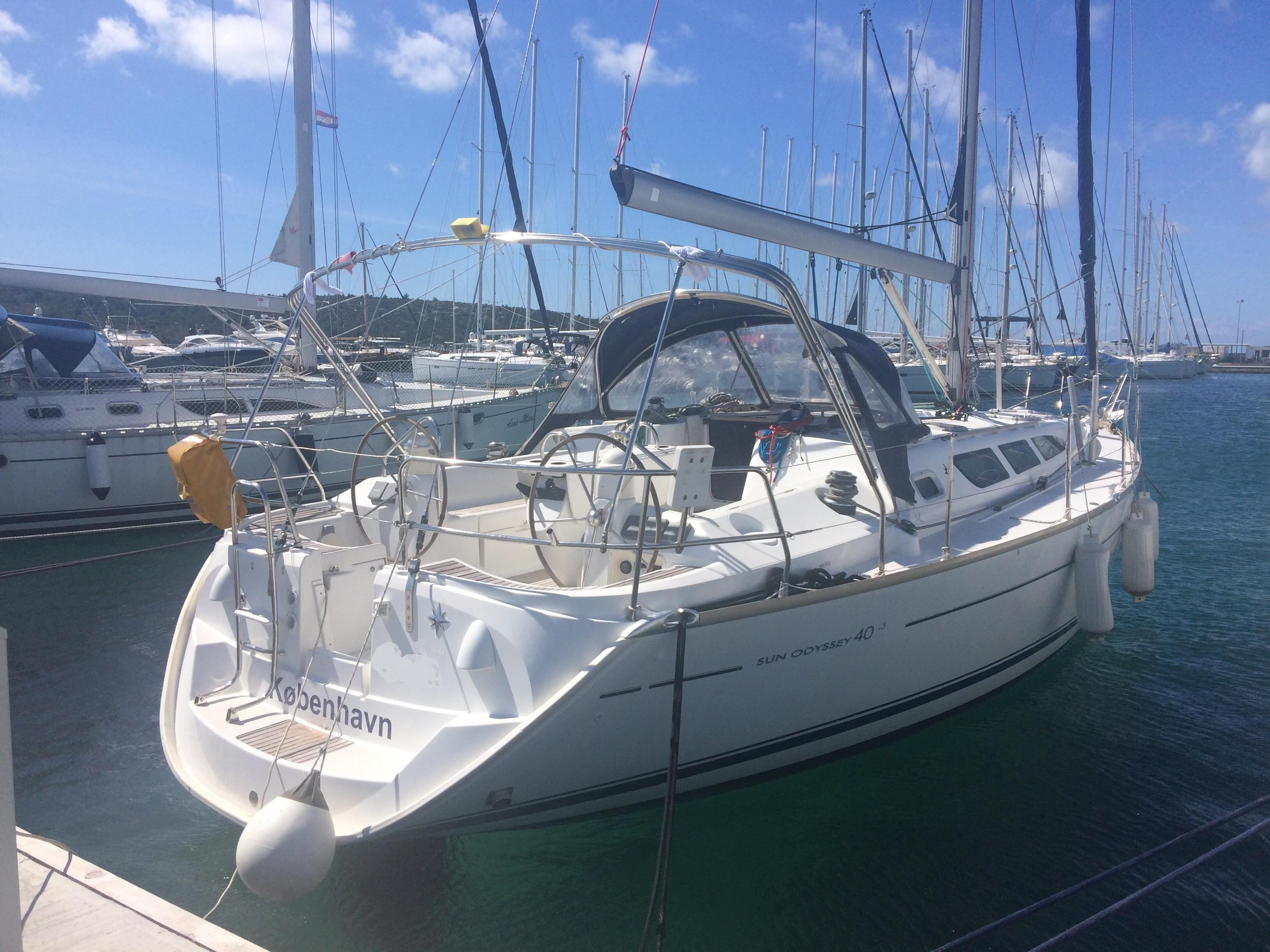 Jeanneau Sail Boats For Sale Williams And Smithells In Greece