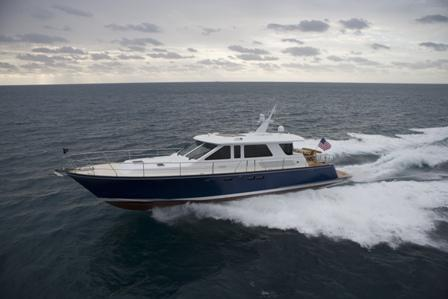 Hunt Yachts 68 Ocean Series Flybridge