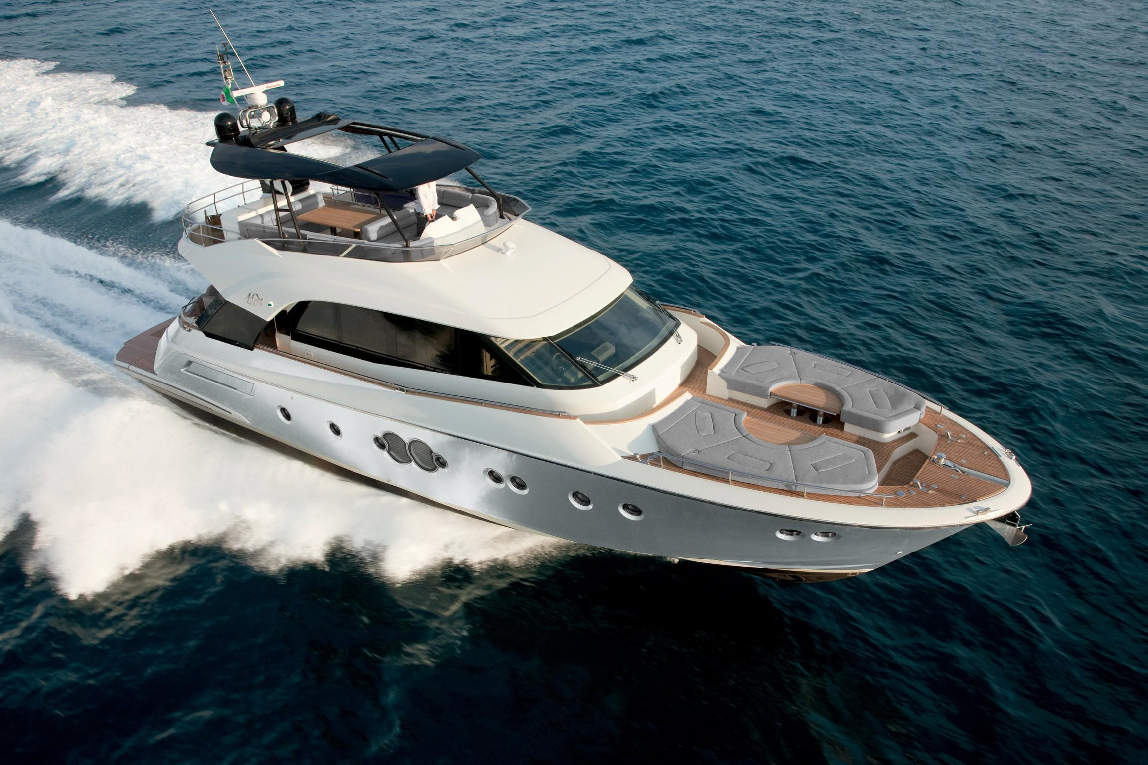 Monte Carlo Yachts - 50North