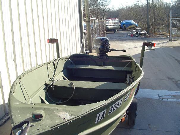 Used boat motors for a 1958 arkensaw traveler boat all boats for Used boats and motors