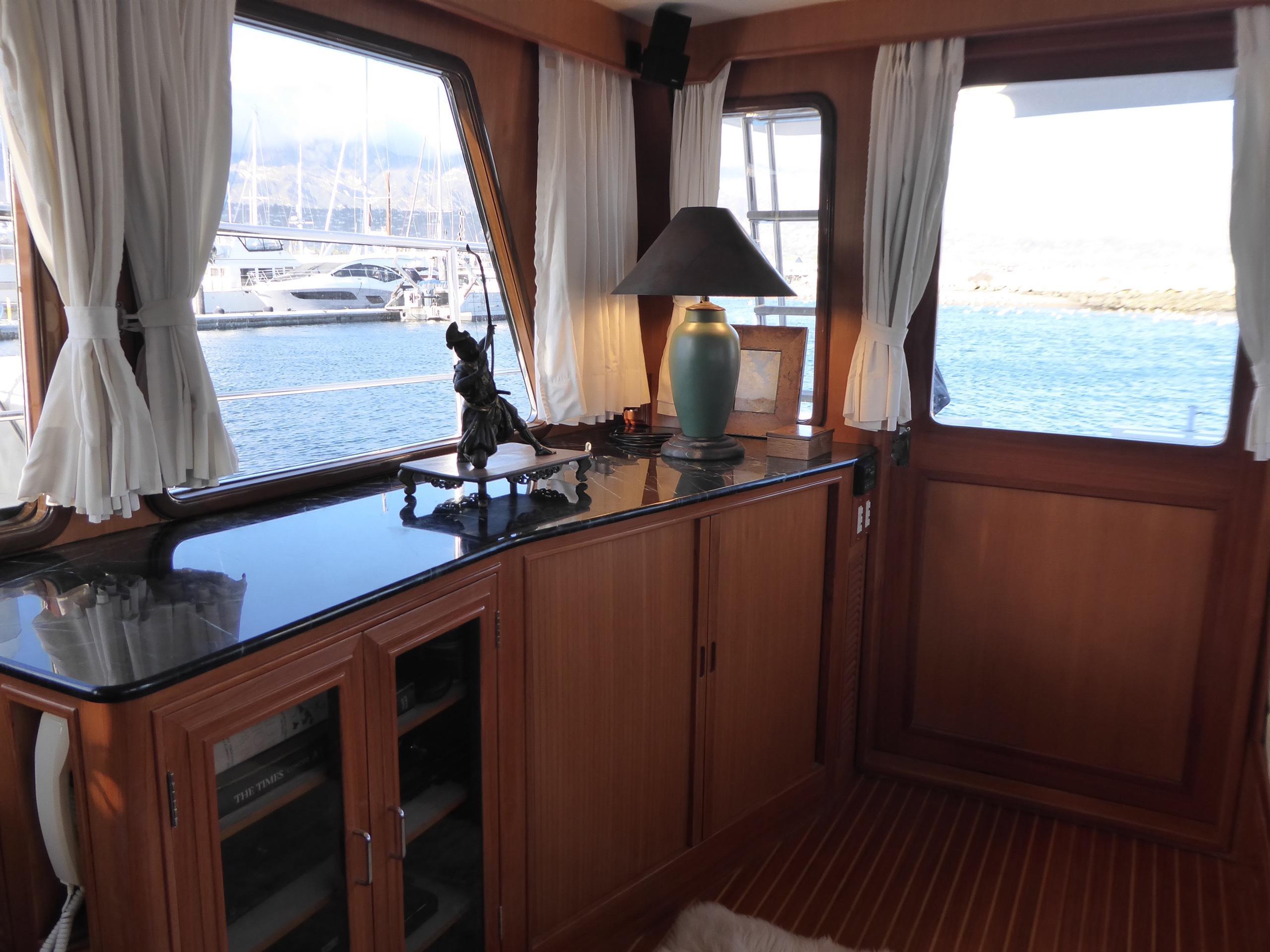 51' Ocean Alexander 510 Classico 2000 | Seacoast Yachts