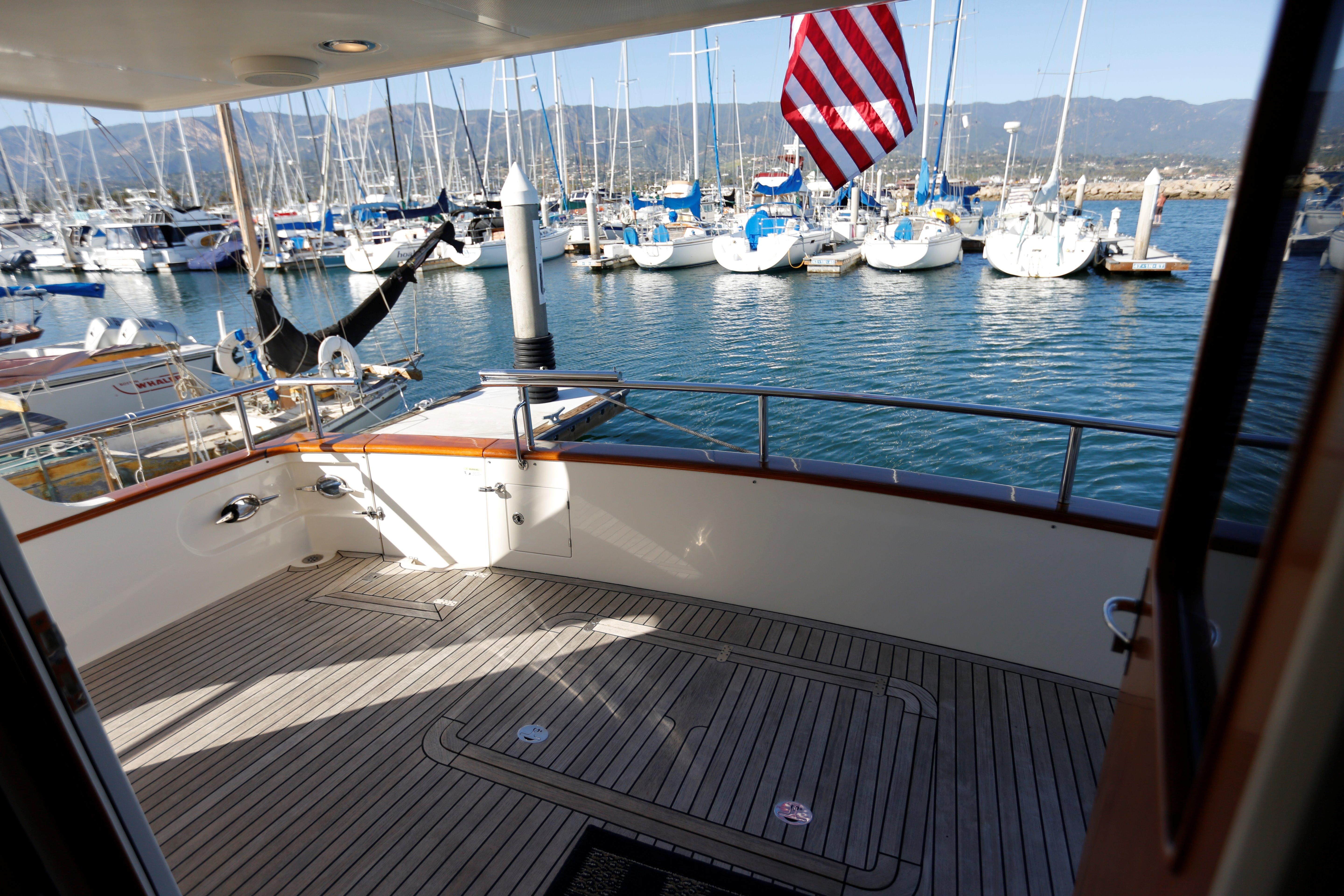 53 marlow explorer 2007 for sale in cruising west coast for Marlow builders