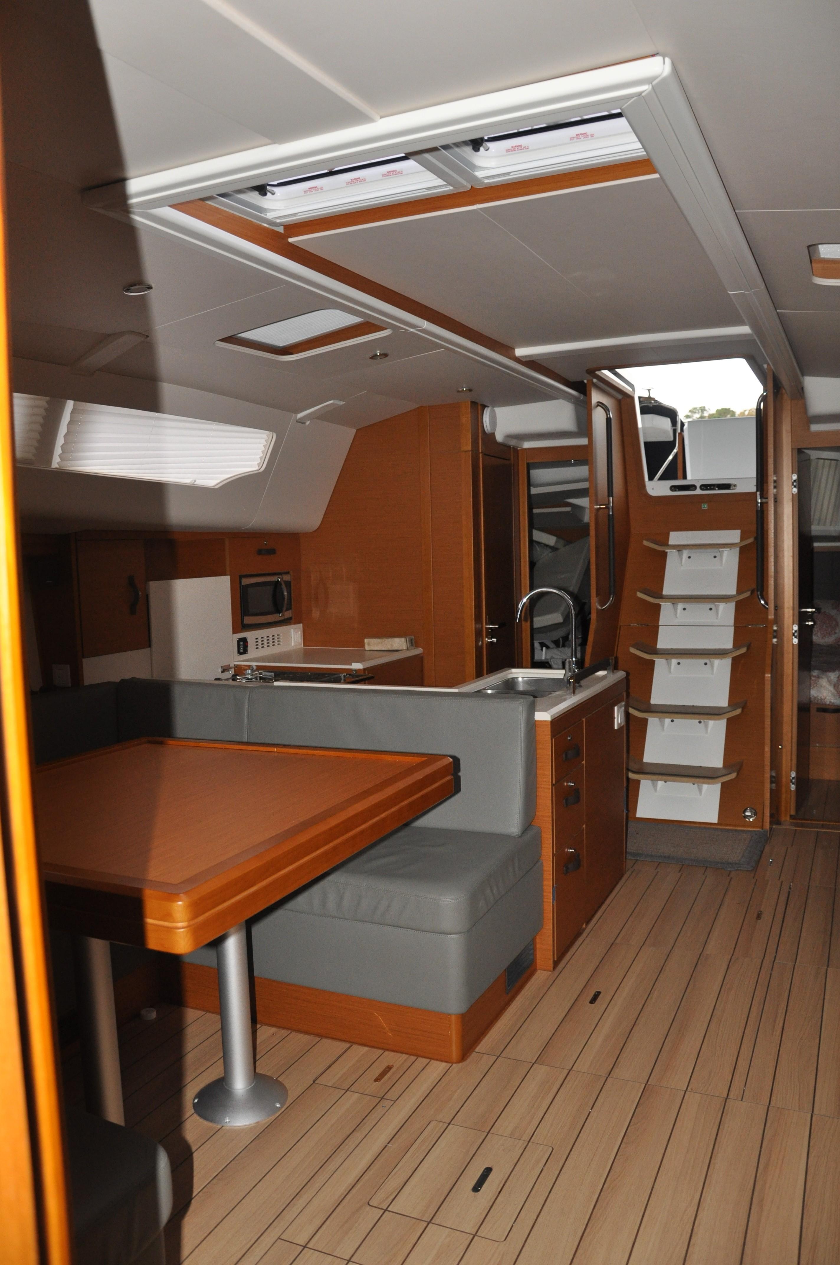 2018 Jeanneau 51 | Sailboats for Sale