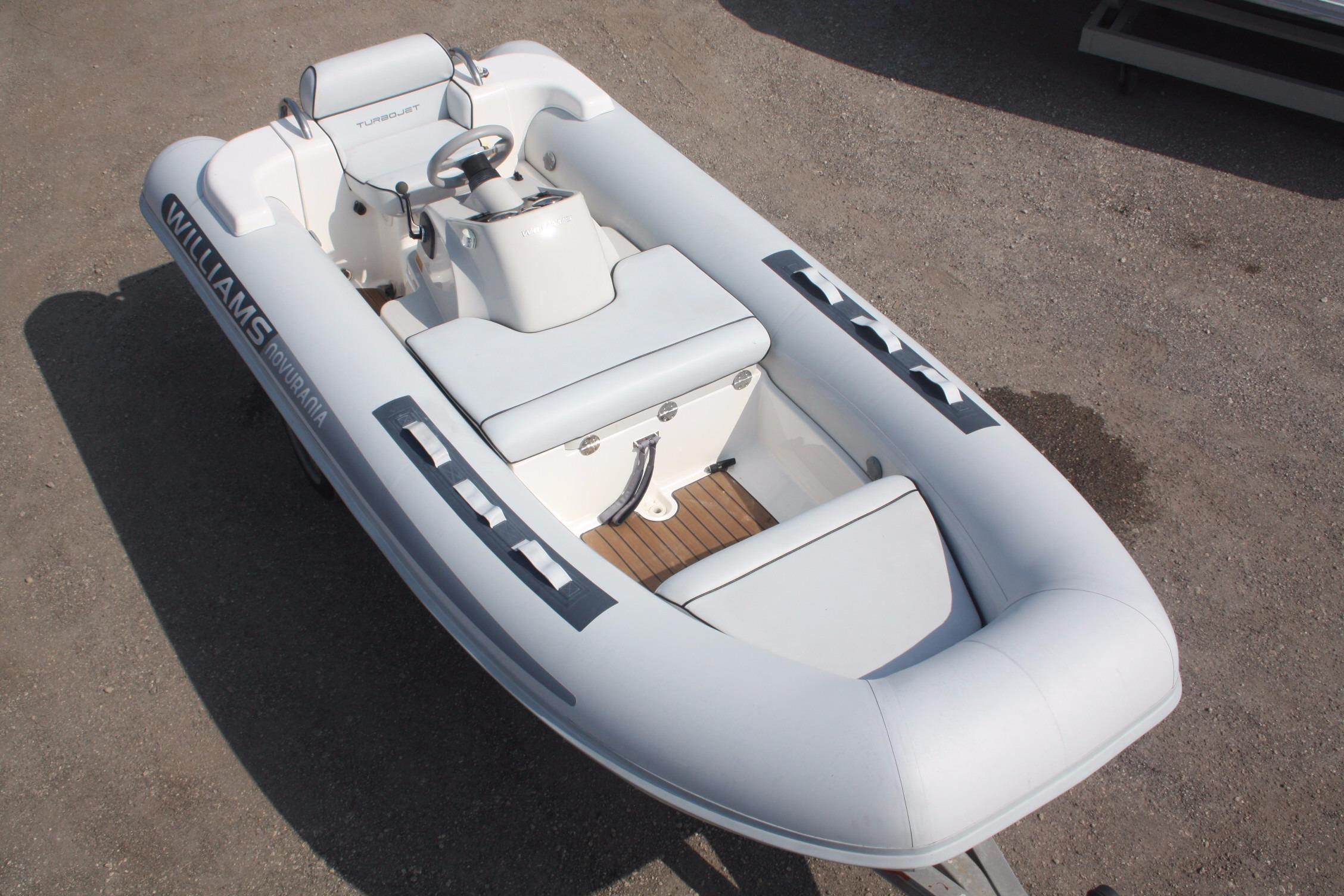 2008 Williams Jet Tenders 385 Turbojet