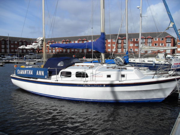 Westerly Pentland Boat For Sale