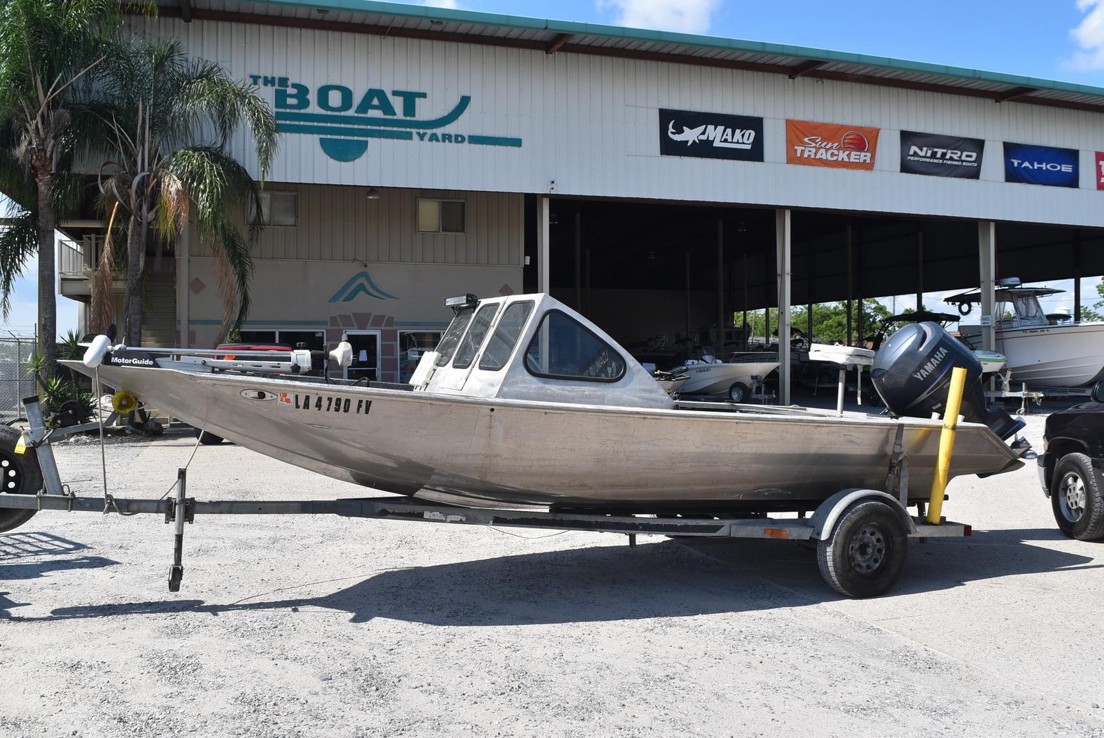 2010 Charles Leonard Custom boat for sale, model of the boat is 20 & Image # 1 of 14