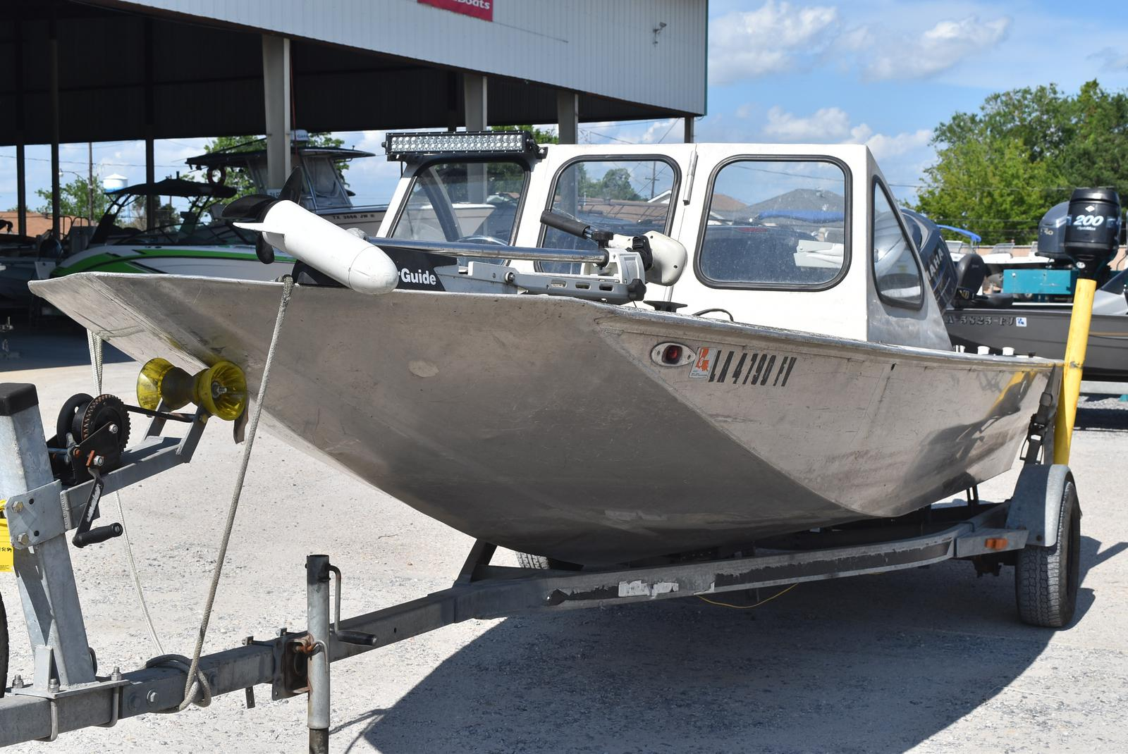 2010 Charles Leonard Custom boat for sale, model of the boat is 20 & Image # 12 of 14