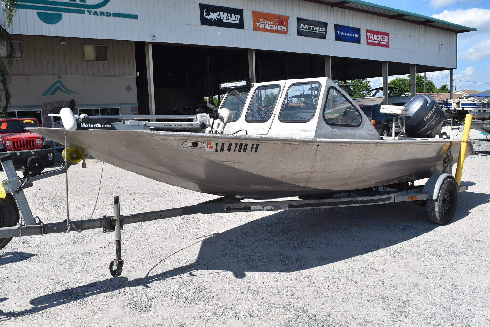 2010 Charles Leonard Custom boat for sale, model of the boat is 20 & Image # 2 of 14