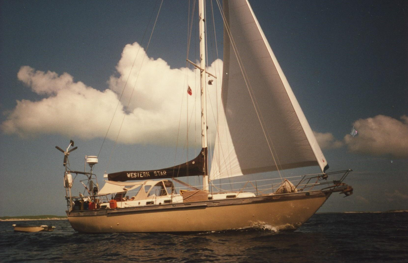 43' Bruce Roberts 1988 Mauritius