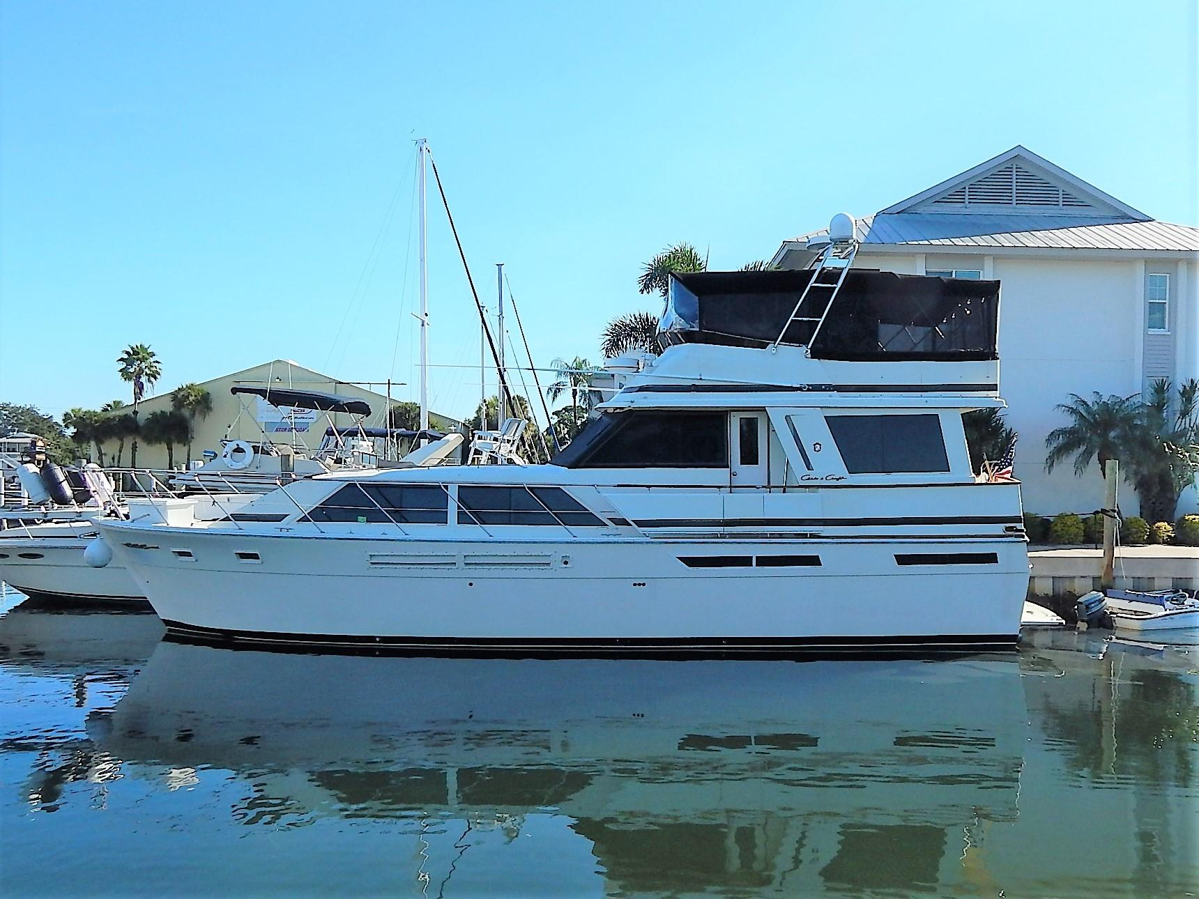 Used Chris-Craft Yachts for Sale - MLS Search