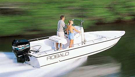 20' Robalo 2100/2109 Bayhunter (1998)