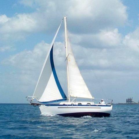 24' Pacific Seacraft 1987 Dana 24