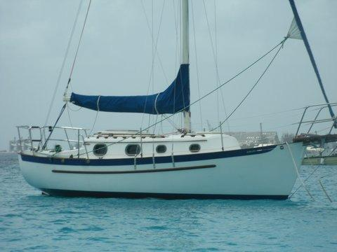 24' Pacific Seacraft 1987 Dana 24
