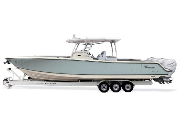 2021 Mako boat for sale, model of the boat is 414 CC & Image # 2 of 129