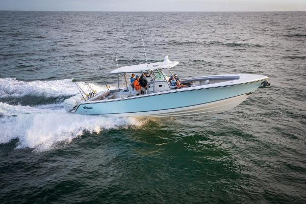 2021 Mako boat for sale, model of the boat is 414 CC & Image # 9 of 129
