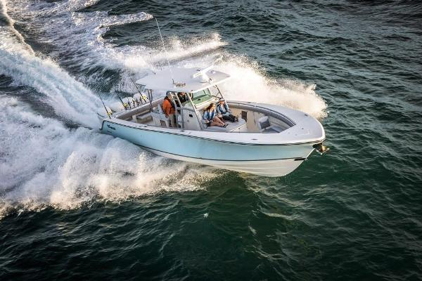 2021 Mako boat for sale, model of the boat is 414 CC & Image # 10 of 129